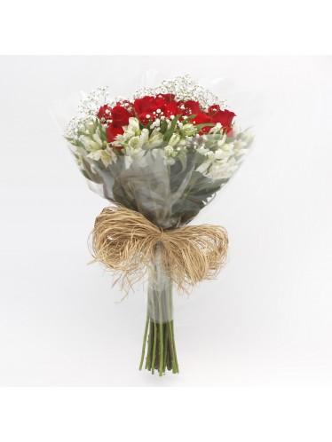 Topi Red Roses Importada