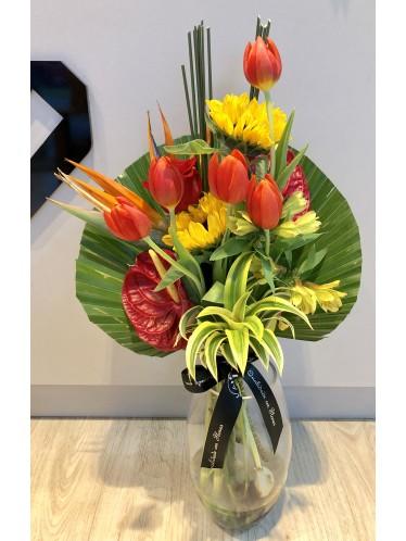 Bouquet exótico