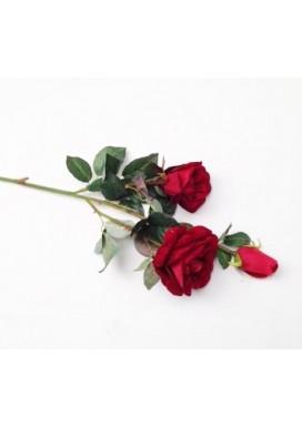 Rosas Vermelhas Artificiais