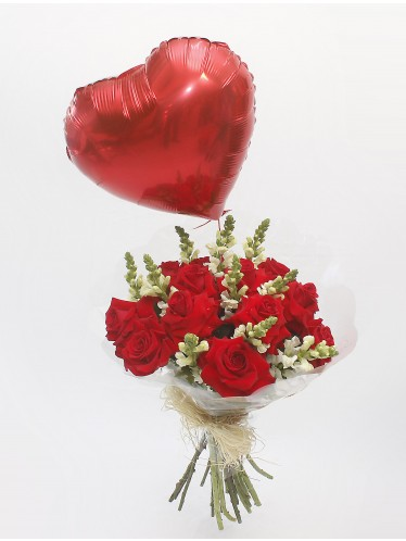 Bouquet Red Love