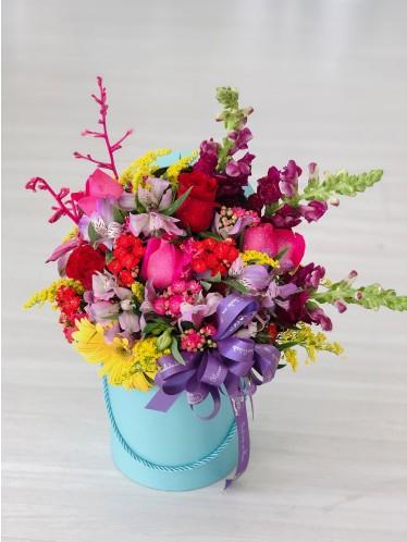 Box de Flores Colors
