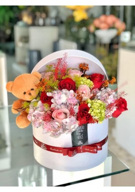 Box Urso Flowers