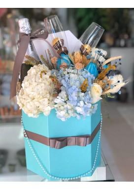 Box Paixão Flowers