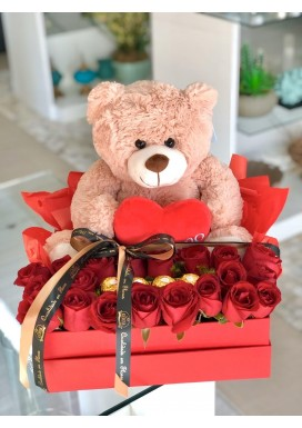 Box Urso Love